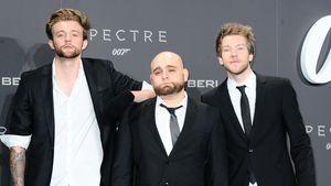"""ApeCrime auf der """"Spectre""""-Premiere in Berlin"""