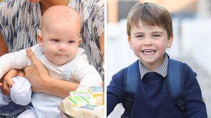 Archie bekommt ähnliche Vorschulerziehung wie Prinz Louis
