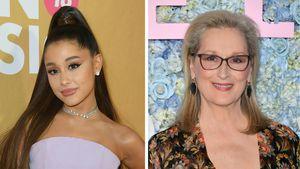 Ariana Grande und Meryl Streep in Netflix-Musical mit dabei!