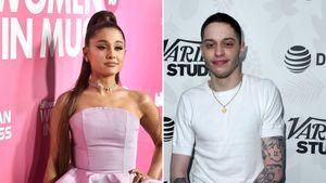 Disste Ariana Grande ihren Ex Pete mit Grammy-Performance?