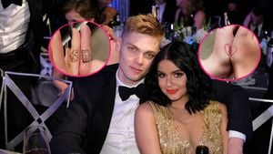 Ariel Winter und Levi Meaden