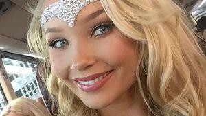 """Arna Ýr Jónsdóttir bei der """"Miss Grand International""""-Wahl 2016"""