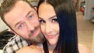 Falls Nikki Bella einen Sohn bekommt, wäre ihr Artem nervös!
