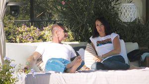 """Ex-Paar bei """"First Dates Hotel"""" hat Date: Er kassiert Abfuhr"""