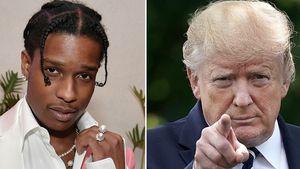 A$AP Rocky-Prozess: Trump schickt extra einen Botschafter!