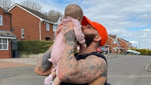 Ashley Cain traurig: Tochter (†) wäre heute neun Monate alt