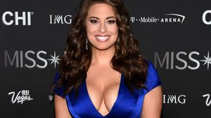 "Ashley Graham bei der ""Miss USA""-Wahl"