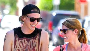 Jamie Campbell Bower und Ashley Greene