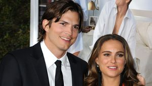 "Ashton Kutcher und Natalie Portman bei der Premiere von ""No Strings Attached"" in Westwood 2011"