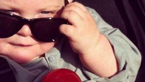 Peaches Geldof: Klein Astala schon ganz cool