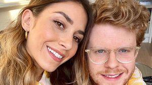 Ed Sheerans Ex Athina Andrelos heiratet seinen Doppelgänger!
