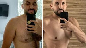 Krass: Attila Hildmann verliert 21 Kilo in 56 Tagen – vegan!