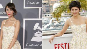Audreys Cannes-Kleid: Abgeguckt bei Alexa Chung