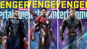 """Avengers: Infinity War"": Seht die coolen Charakter-Poster!"
