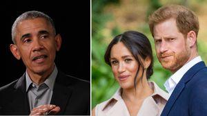 Gab Obama Harry und Meghan nach ihrem Rücktritt Tipps?