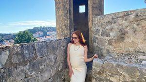 Kugelrund! Schwangere Barbara Meier genießt ihren Babymoon