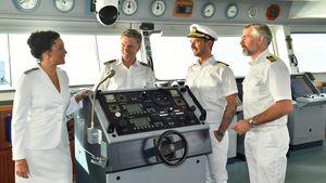 """""""Das Traumschiff""""-Drehstopp: MS Amadea steckt im Hafen fest"""