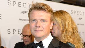 """Bastiaan Ragas bei der Premiere von """"James Bond 007: Spectre"""" in Amsterdam"""