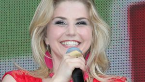Beatrice Egli brennt: REWE Family Day in Berlin