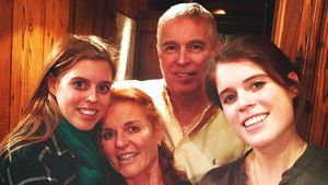 Sarah Ferguson veröffentlicht seltenes Familienbild im Netz