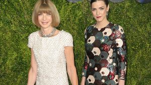 Bee Shaffer und Anna Wintour