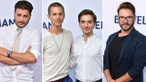 Tinder & Co.? Deutsche Promi-Männer offen im Beziehungs-Talk