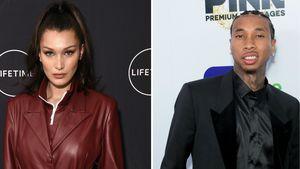 Verdächtiges Insta-Video: Sind Bella Hadid und Tyga in love?