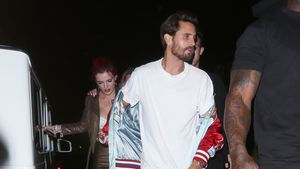 Bella Thorne und Scott Disick in Beverly Hills