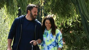 So verliebt: Ben Affleck und seine Ana strahlen um die Wette