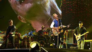 Diese Stars feierten zum Live-Sound von Coldplay!