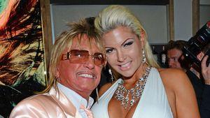 Bert und Sophia Wollersheim bei der Eröffnung des Beauty-Salons Flaconi Neo in Berlin