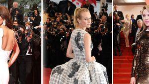 Eva Longoria, Kylie Minogue, Cheryl Cole, Diane Kruger, Jane Fonda und Heike Makatsch