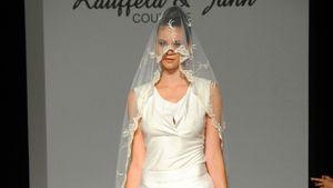 Betty Taube im Hochzeitsfieber: So sieht ihr Brautkleid aus