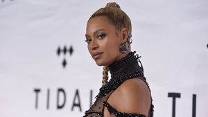 Beyoncé beim Tidal X Benefiz-Konzert in New York