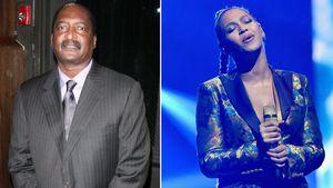 Beyoncé Knowles und ihr Vater Mathew