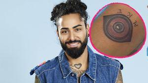 """Für immer """"Big Brother"""": Atchi kriegt ein BB-Tattoo"""