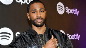 Big Sean bei einem Spotify Event in Los Angeles