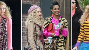 AnnaSophia Robb: Mustermania am Carrie-Diaries-Set