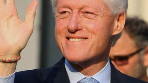 Verknallt! Bill Clinton steht auf Kerry Washington