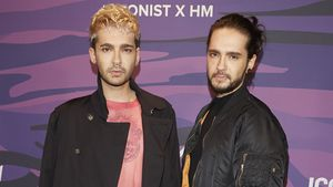 Bill und Tom Kaulitz beim Young ICONs Award in Berlin