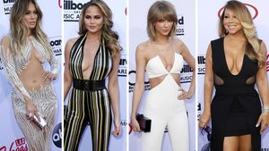 Taylor Swift, Chrissy Teigen, Jennifer Lopez und Mariah Carey