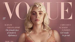 So sexy wie noch nie! Billie Eilish auf dem Vogue-Cover