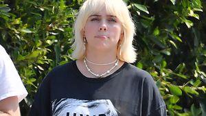 """""""Genau wie meine Mama"""": Billie Eilish rockt eine neue Frisur"""