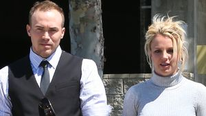 Wie hübsch: Britney Spears & David im Partnerlook