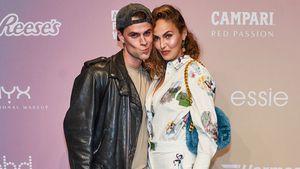 Bei Fashion Week: Elena Carrière zeigt ihren Freund Bjarki