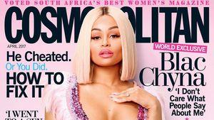 Blac Chyna auf dem Cover der Cosmopolitan