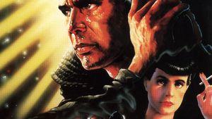 """""""Blade Runner""""-Poster aus dem Jahr 1982"""