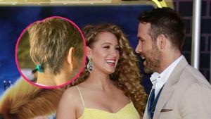 Blake Lively amüsiert: Ehemann Ryan trägt jetzt Mini-Zopf