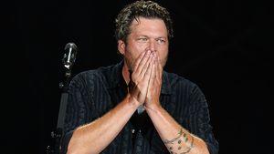 Blake Shelton auf der Bühne