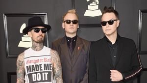 Sorge um Blink-182-Drummer: Konzertabsage wegen Thrombose!